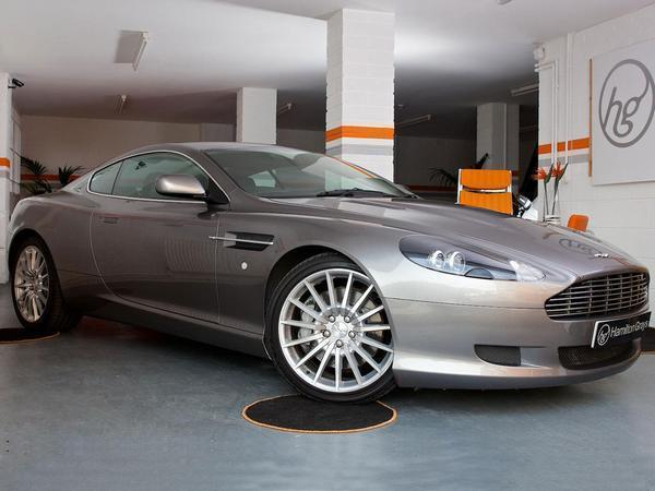 re: aston martin db9 manual: spotted - page 1 - general gassing