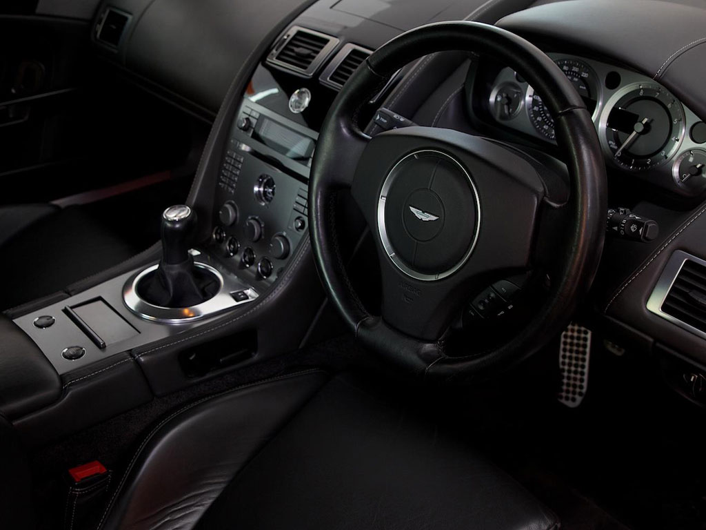 Aston Martin DB Manual Spotted PistonHeads - Aston martin db9 manual transmission