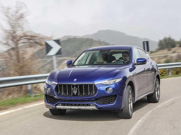 Maserati 4x4 Autos Post