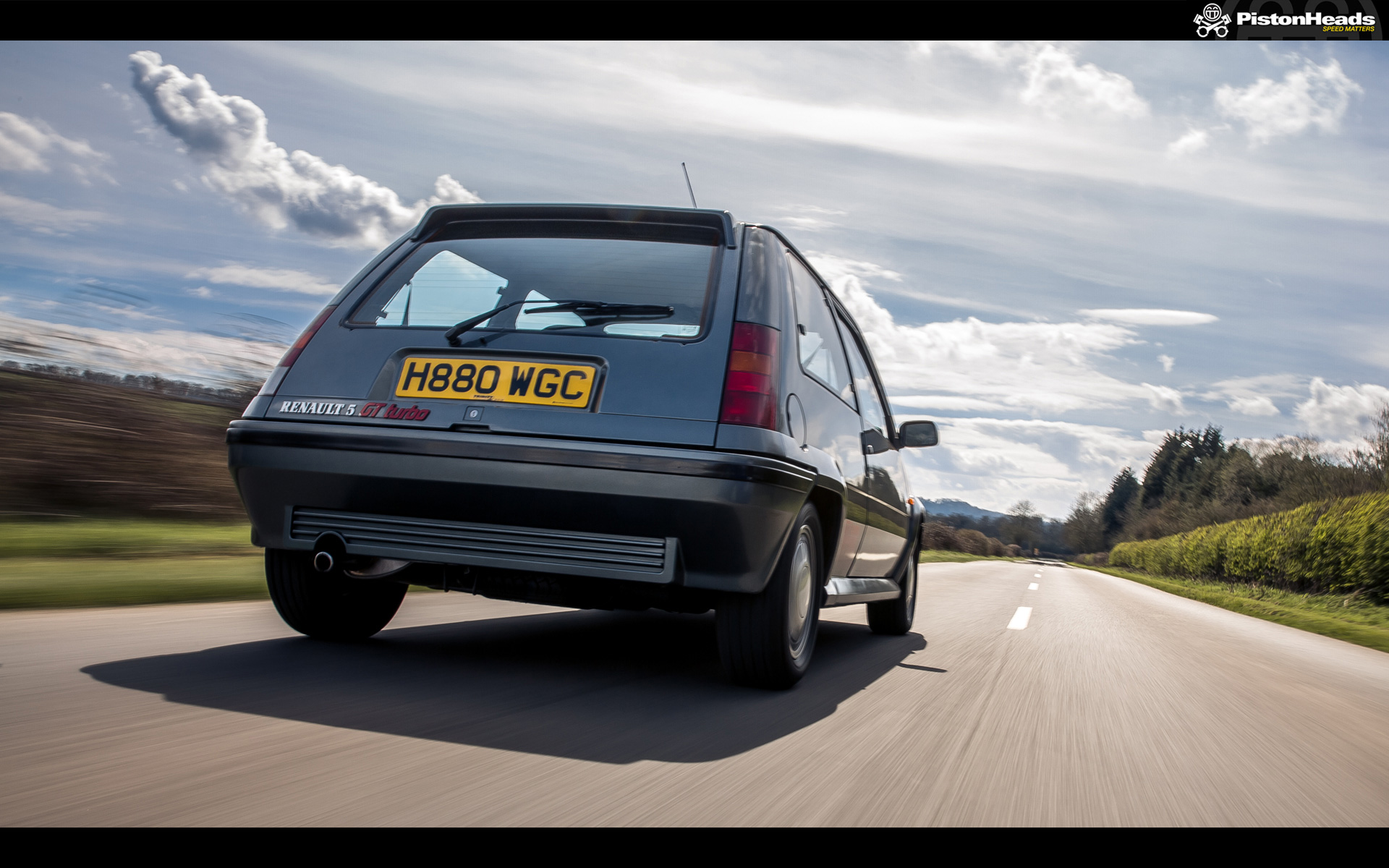 re renault 5 gt turbo pic of the week page 1 general gassing pistonheads. Black Bedroom Furniture Sets. Home Design Ideas