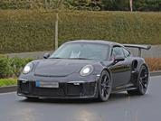 Porsche 911 GT3 RS facelift first look