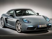 Porsche 718 Cayman - official