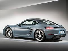 Now the slowest Cayman is capable of 170mph...