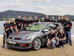 The team behind the GTI Heartbeat