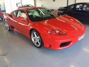 Ferrari 360 Modena: PH Carpool