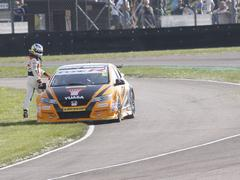 Not a great weekend for Shedden