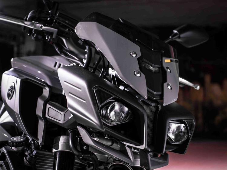 RE 2016 Yamaha MT 10 PH2 Review