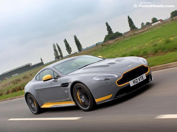 re: aston martin v12 vantage s manual - page 1 - general gassing