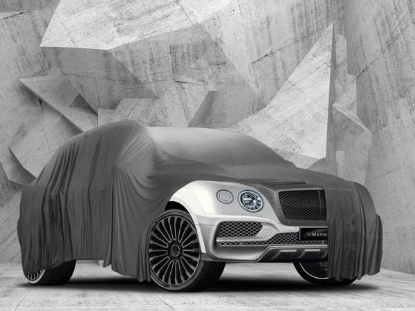 Mansory Bentley Bentayga previewed