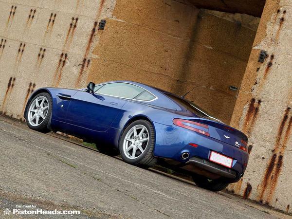 Aston Martin V8 Vantage Gmr Supercharged Pistonheads