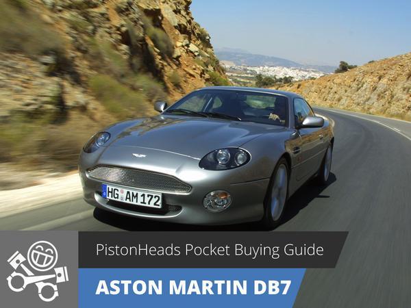 Aston Martin Db7 Ph Pocket Buying Guide Pistonheads