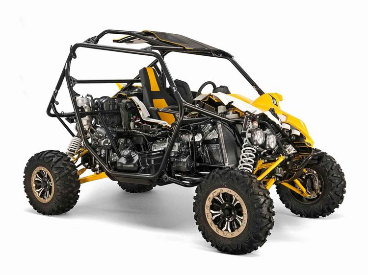 2016 yamaha yzx1000r buggy driven pistonheads. Black Bedroom Furniture Sets. Home Design Ideas