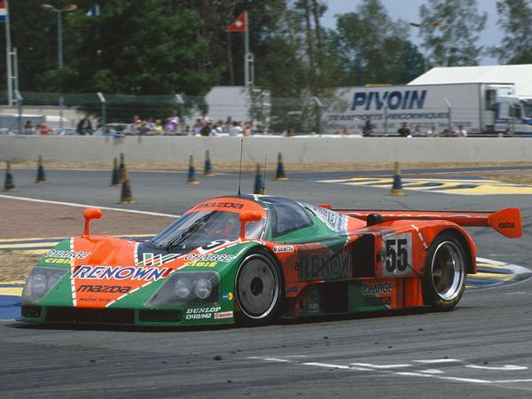 mazda 787b pic of the week pistonheads. Black Bedroom Furniture Sets. Home Design Ideas