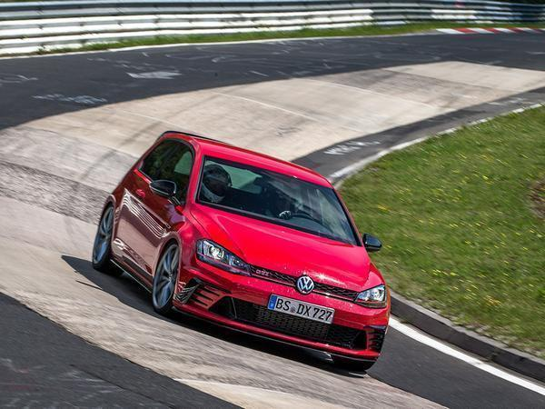 Re Vw Golf Gti Clubsport S Driven Page 1 General Gassing