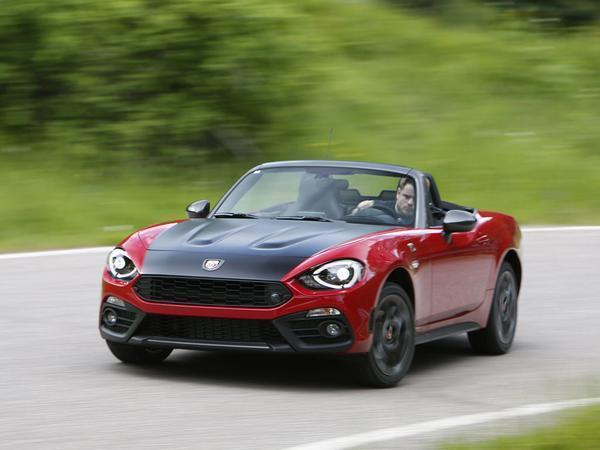 abarth 124 spider pricing confirmed pistonheads. Black Bedroom Furniture Sets. Home Design Ideas