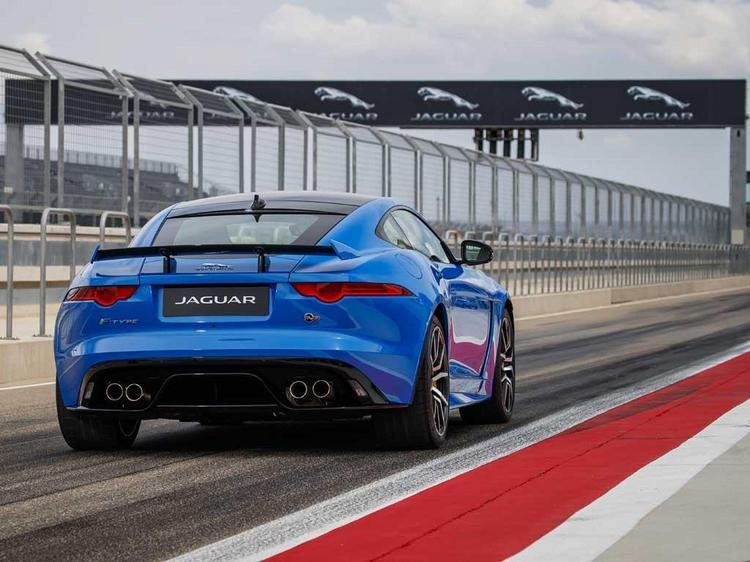 Jaguar F-Type SVR: Review