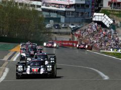 Audi won at Spa despite lacking pace