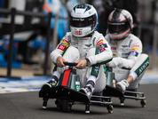 Aston's Crazy Carts: Time For Coffee?