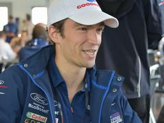 Team-mate Harry Tincknell shares #67  car