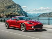 Aston Martin Vanquish Zagato confirmed