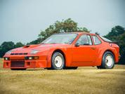 Porsche 924 Carrera GTR goes to auction