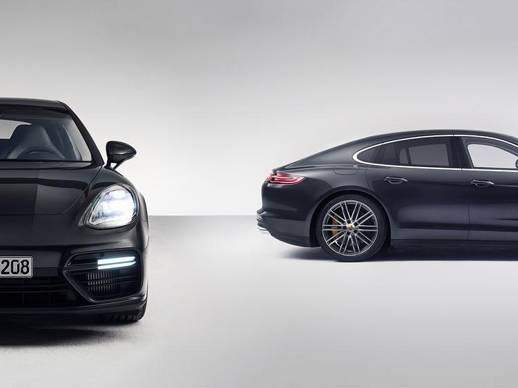This Is The New Porsche Panamera