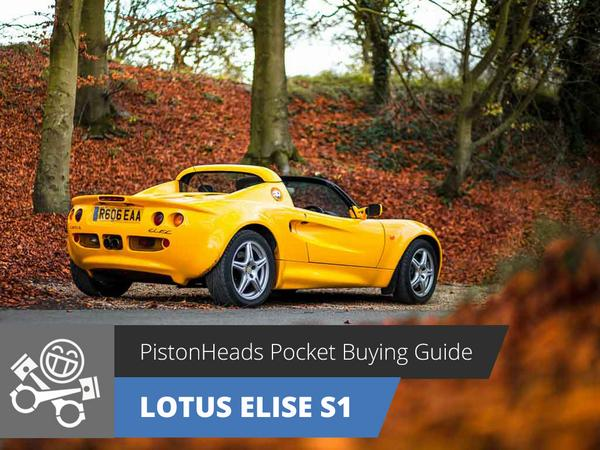lotus elise s1 1996 2000 ph pocket buying guide pistonheads. Black Bedroom Furniture Sets. Home Design Ideas
