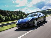 Ferrari GTC4 Lusso: Review