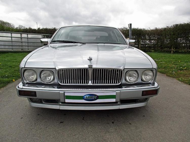 RE Jaguar XJ40 Stealth Spotted  Page 1  General