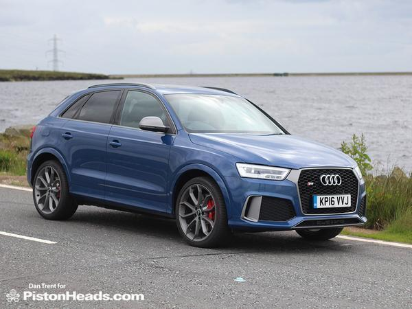 Audi Rs Q3 Performance Review Pistonheads