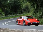 Porsche 718 Cayman S: Review