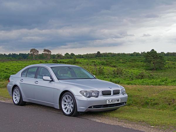 BMW 745i PH Carpool
