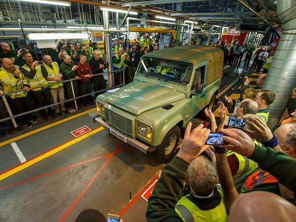 Land Rover Defender revival - for real? | PistonHeads
