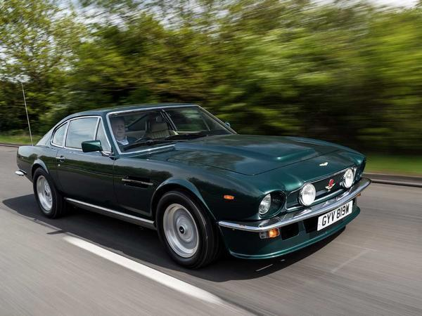 aston martin v8 vantage 1980. and a hero with difference - we drive aston boss andy palmer\u0027s recently restored pride joy martin v8 vantage 1980