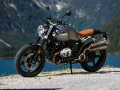 Another R nineT, another looker