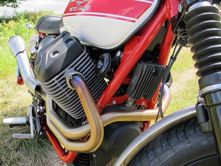 RE: Moto Guzzi V7 II Stornello: PH2 - Page 1 - Biker Banter