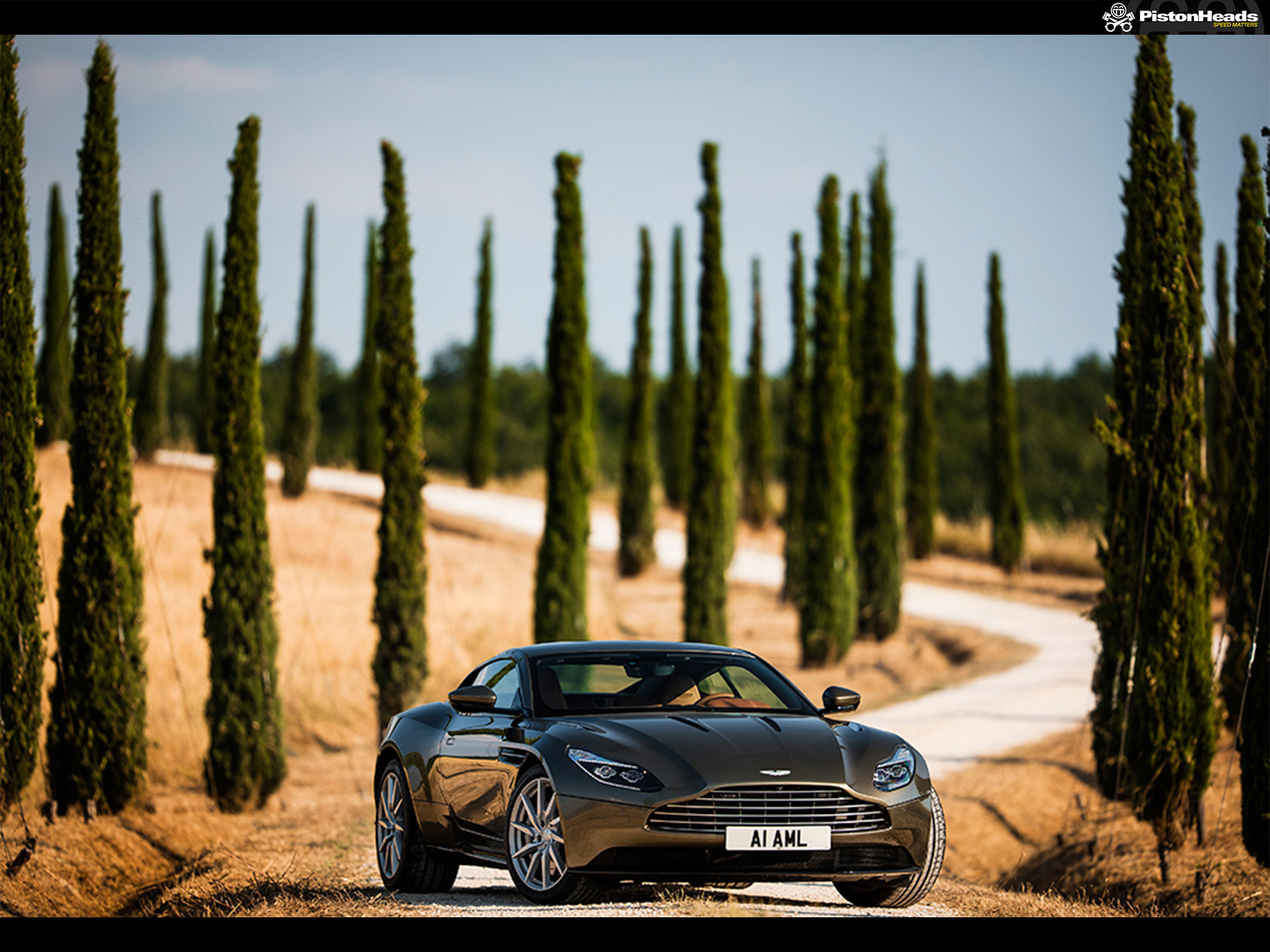 re: aston martin db11: pic of the week - page 1 - general gassing