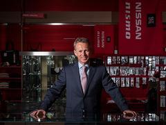 Motorsport a big part of de Vries' role