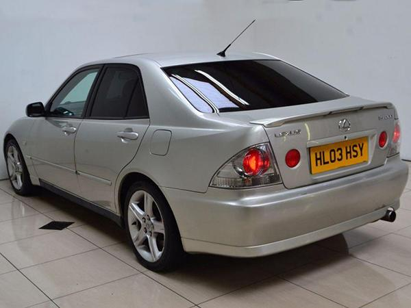 RE: Shed of the Week: Lexus IS200 - Page 1 - General Gassing