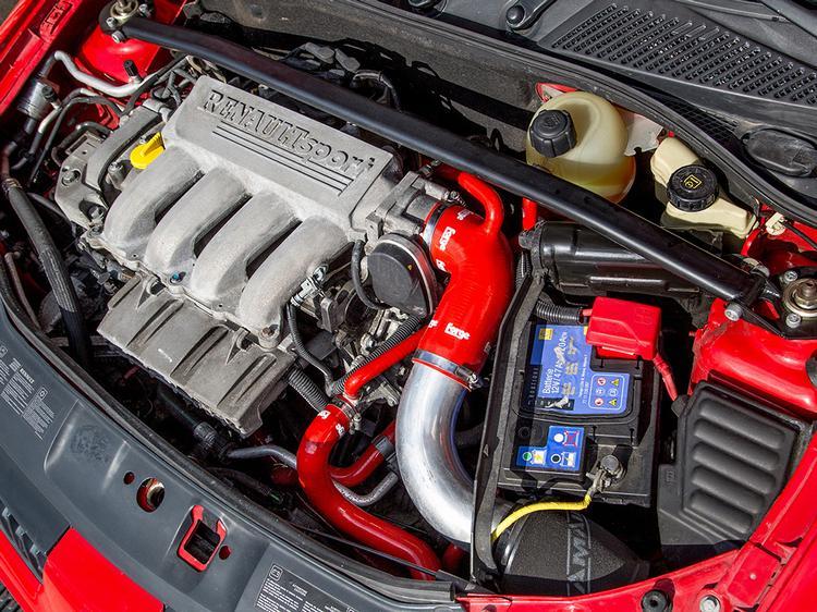Clio 182 Engine