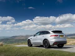 Recognisably a Jaguar from every angle