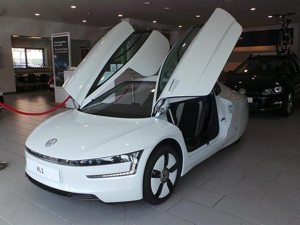 volkswagen xl1 spotted pistonheads. Black Bedroom Furniture Sets. Home Design Ideas