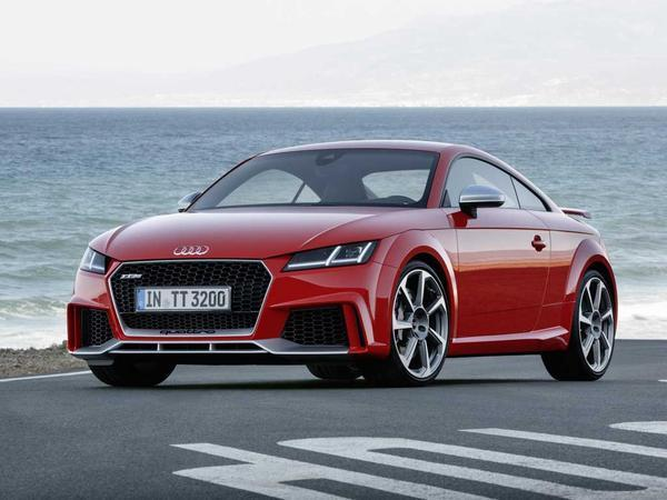 Audi TT RS Pricing Confirmed PistonHeads - Audit car
