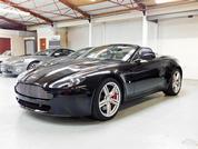 Aston Martin V8 Vantage Roadster: Spotted