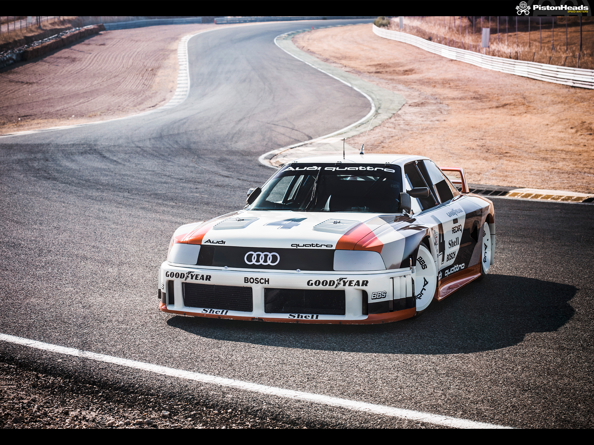 Pic Of The Week Audi 90 Imsa Gto Pistonheads