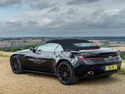 Aston Martin DB11 Volante first look