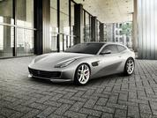 Ferrari GTC4 Lusso T for Paris