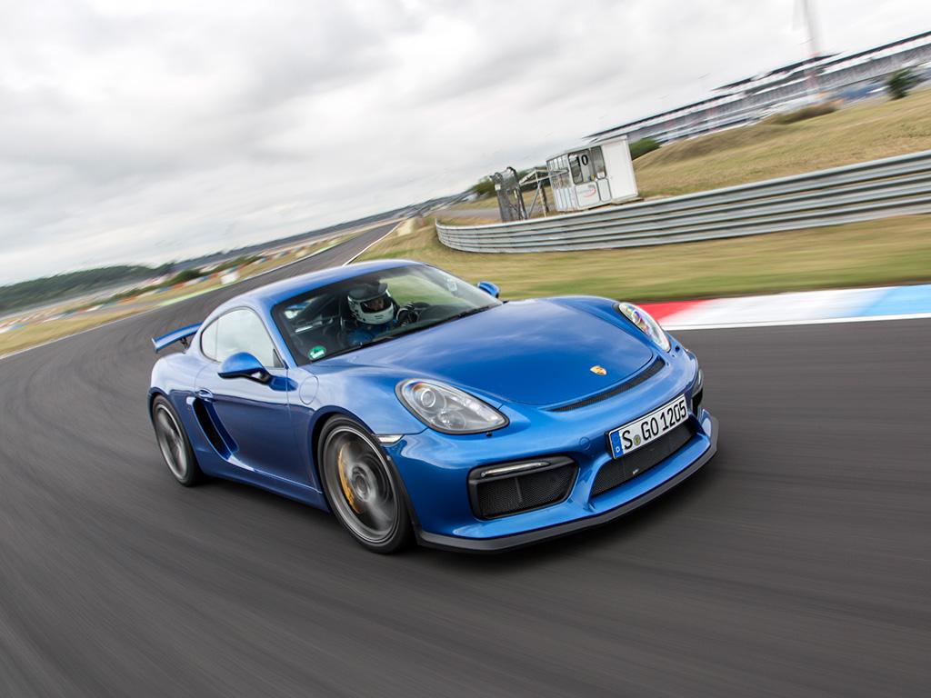 Porsche Cayman Gt4 Clubsport Driven Pistonheads