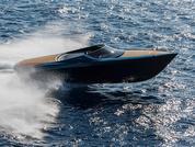 Aston Martin's powerboat