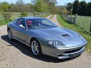 Ferrari 550 Maranello: You Know You Want To
